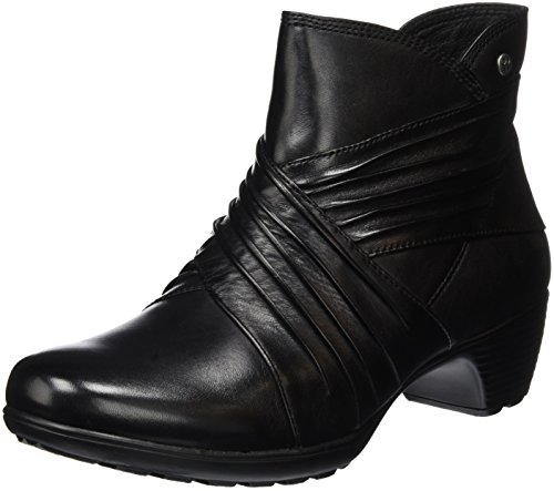 110 Banja Romika 05 110 para Mujer Black Negro Botines x7UPz