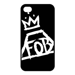 Danny Store 2015 New Arrival Protective Rubber Cover Case for iPhone 4,iPhone 4s Cases - Fall Out Boy