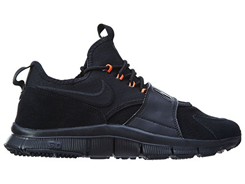 BLACK Training hyper Men's Shoe BLACK orange Nike Free Ace Lthr Ian6xFYq