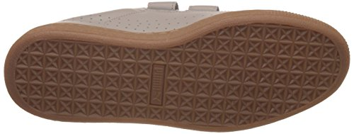 Erwachsene 02 Strap Khaki Coffee Citi Low Puma Unisex Vintage Basket Beige black Top Classic gO75TI