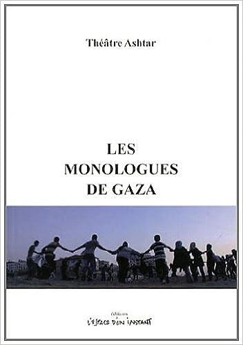 """Résultat de recherche d'images pour """"ashtar les monologues de gaza"""""""