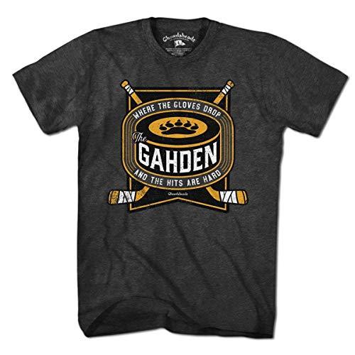 The Gahden Drop & Hard Hockey T-Shirt