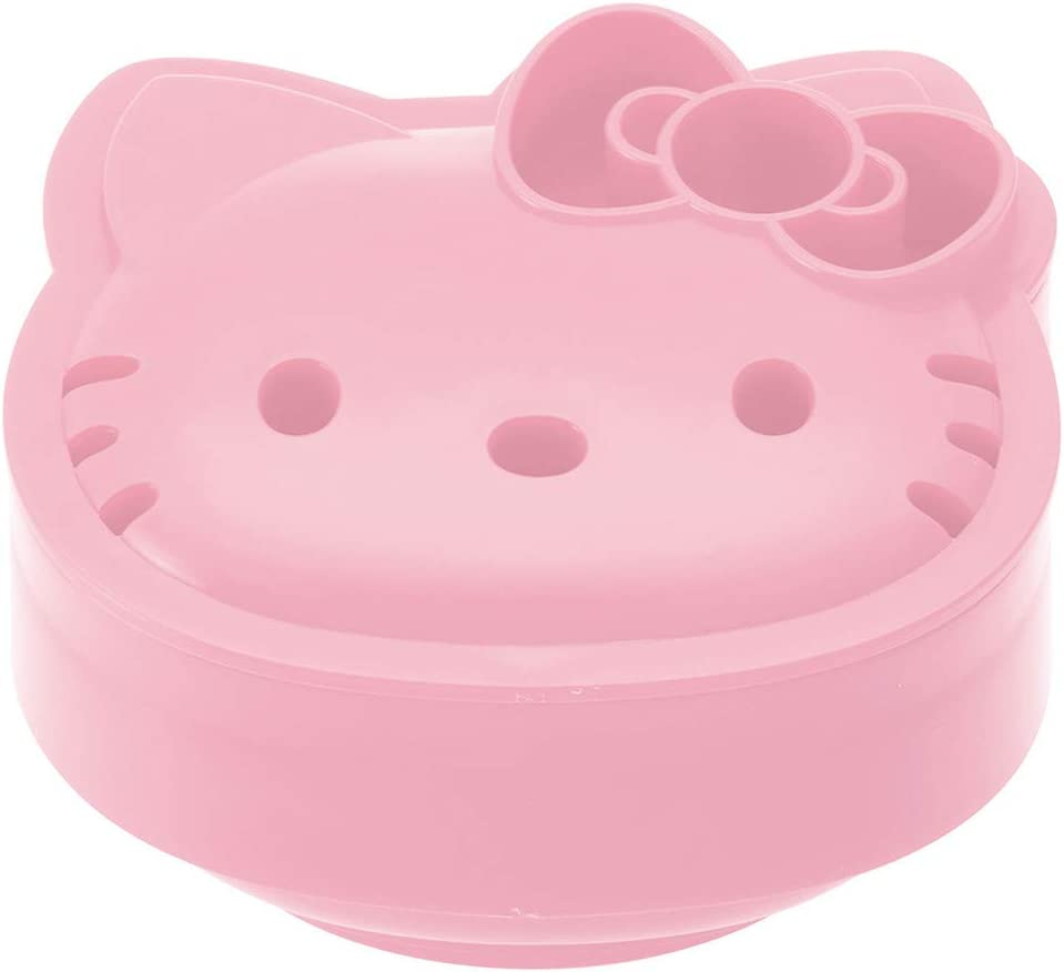 Skater Hello Kitty Rice Cup Maker Temple Type LR1