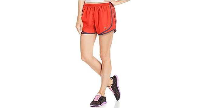 430d9394b598 Amazon.com : Nike Womens Dri Fit Athletic Shorts Orange XS : Sports ...