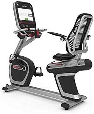 Star Trac 8 Serie Recumbent Bike w/LCD: Amazon.es: Deportes y aire ...