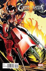 Ghost Racers #4 Alejandra Blaze Variant
