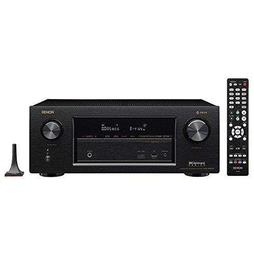 Denon AVR-X3200W 7.2-Channel Full 4K Ultra HD AV Receiver wi