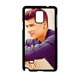 With Zayn Malik For Galaxy Note 4 Samsung Protective Phone Case For Guys Choose Design 3