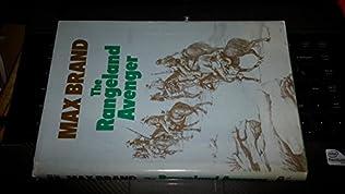 book cover of The Rangeland Avenger