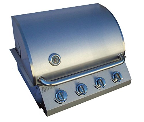 Diamondback Built Propane Natural Stainless product image
