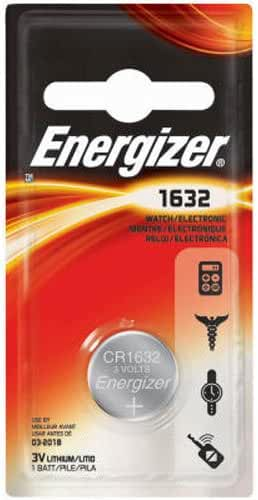 Energizer CR1632 Coil Battery