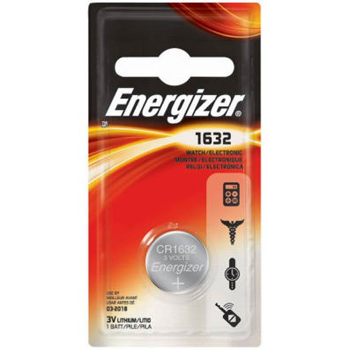 Energizer 353169 CR1632 Coil Battery