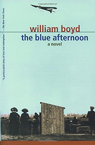 Book cover for The Blue Afternoon