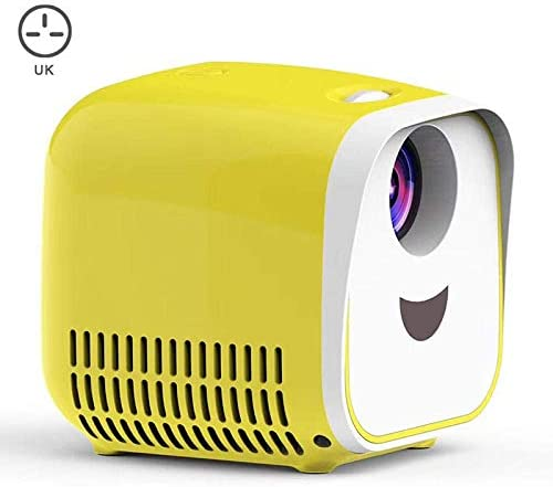 Wodeni Mini proyector portátil WiFi 1080P Full HD LED proyector de ...