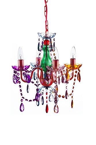 Original Gypsy Color Chandelier Crystals