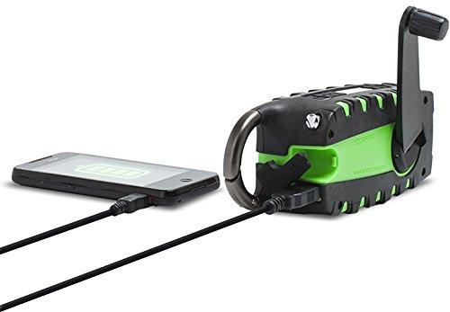 Eton Scorpion Ll Rugged Portable Emergency Weather Radio