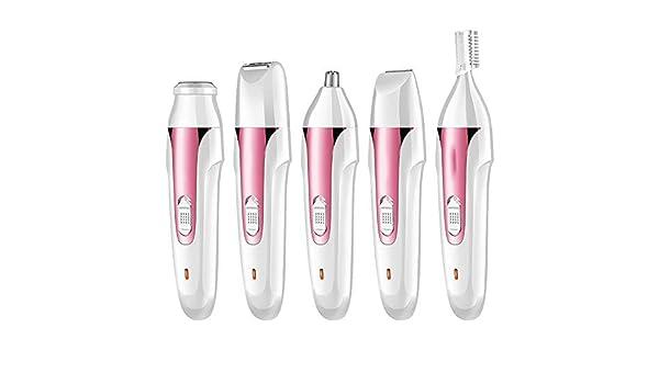 Afeitadora multifunción recargable para mujer instrumento de ...