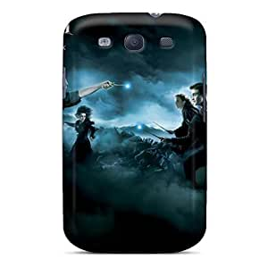 Anti-scratch And Shatterproof Harry Potter And The Order Of The Phoenix 8 Phone Cases For Galaxy S3/ High Quality Cases