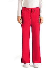 Grey's Anatomy Women's Junior-Fit Five-Pocket Drawstring...