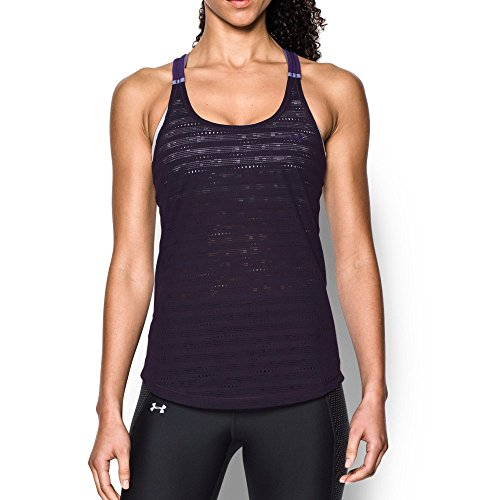Under Armour UA HeatGear Armour Supervent XL IMPERIAL PURPLE