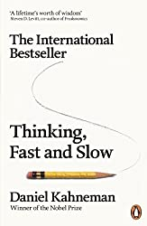 Thinking, Fast and Slow by Kahneman, Daniel (2012) Paperback