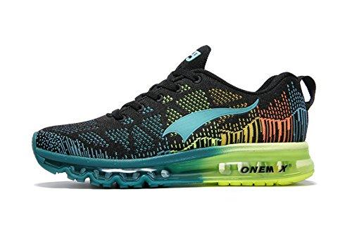 Onemix Men's Lightweight Air Cushion Outdoor Sport running shoes