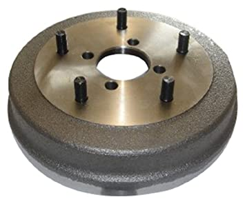 JAPANPARTS Bremstrommel TA-802