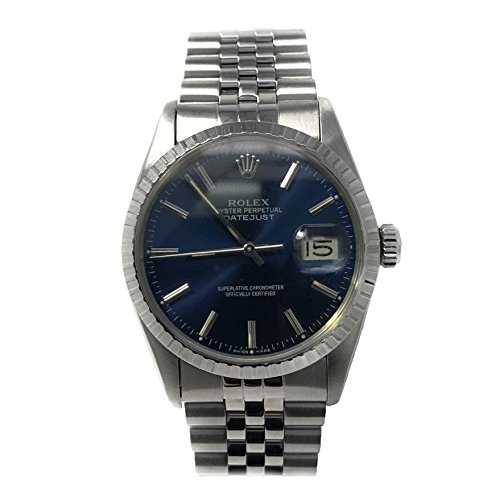 Rolex Datejust swiss-automatic mens Watch 16030 (Certified (Pre Owned Mens Rolex)