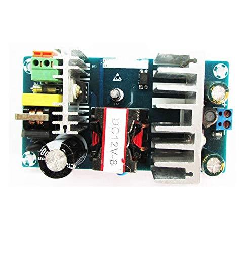Utini AC110V 220V Switching Power Supply PCB Board DC Power Modules 12V 8A