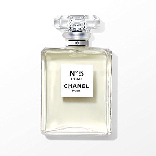 C H A N E L No 5 L'eau Eau De Toilette Spray for Women 3.4 FL OZ / 100ml Plus FREE Gift With Purchase Dior J'adore Eau De Parfum - Dior C