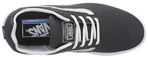 Iso Mixte 1 mesh Baskets Basses 5 Vans Gris Adulte Ua 4qnfpp