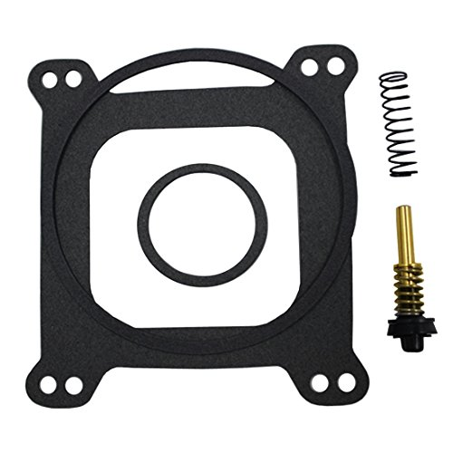 iFJF Carburetor Rebuild Kit for Edelbrock 1400 1404 1405 1406 1407 1409  1411 1477 fit Automotive 500 600 650 700 750 & 800 CFM Weber Marine  Carburetor