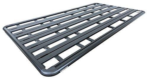 Rhino Rack 42105BF Flat Pack Pioneer Platform Rack, 107″ X 57″