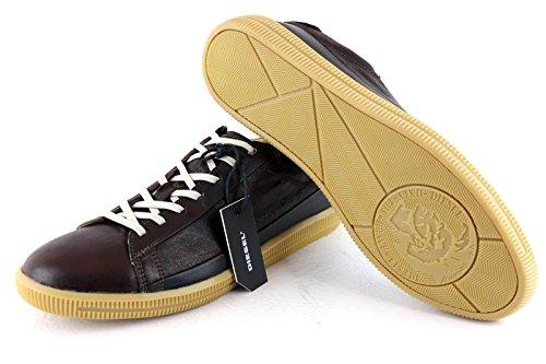 DIESEL S-NAPTIK DYNECKT Sneaker Men Herren Brown *** NICE STYLE *** NEW *** GRÖßE : EU 43
