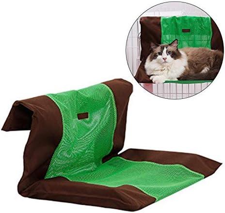 Peedeu - Cama para Gato, radiador, Productos de Calidad para Mascotas, Suave, Lavable, Cama para Gato, Hamaca de Malla de Aire, Cubierta para Cama para Gato, sin Marco de Hierro: Amazon.es: Productos
