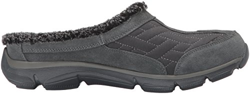 Chillax Comfy Living Skechers Charcoal Women's wRvq4R8Z