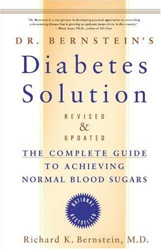 Dr. bernstein diabetes solution pdf