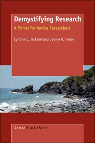 Book Demystifying Research