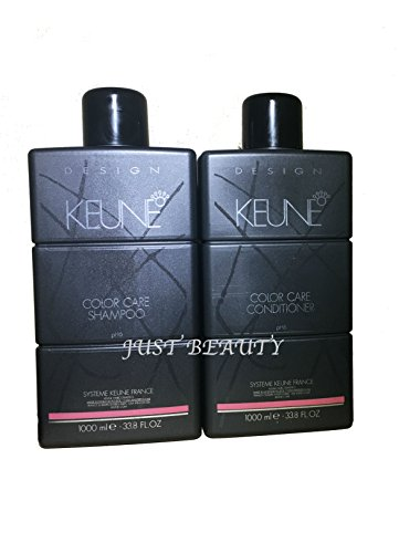 Keune Colored Hair Shampoo and Conditioner Combo Deal 1 L...