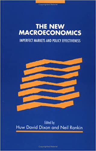 Imperfect competition and macroeconomics : Theory and quantitative implications
