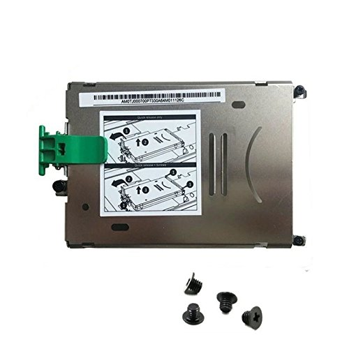 New Hard Drive HDD Caddy Bracket Enclosure Compatible HP ZBOOK 15 ZBOOK 17 G1 G2 Laptop AM0TJ000700 (NO Compatible G3) ndliulei