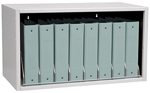 Omnimed  266008-LG Cubbie File Storage Rack with 8 Capaci...