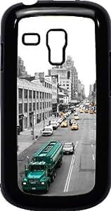 funda rigida Samsung Galaxy S3 mini New york city street sign mod2