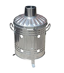 Seductive Small  Medium  Large Garden Fire Bin Incinerator Galvanised  With Great Small  Medium  Large Garden Fire Bin Incinerator Galvanised Ideal For  Burning Wood  Leaves  Paper  Litre With Enchanting Metal Garden Table And Chairs Uk Also Moulton Garden Centre In Addition Hawaii Botanical Gardens And Sushi Garden Brighton As Well As Beauty Salon Covent Garden Additionally Garden Design Norfolk From Amazoncouk With   Great Small  Medium  Large Garden Fire Bin Incinerator Galvanised  With Enchanting Small  Medium  Large Garden Fire Bin Incinerator Galvanised Ideal For  Burning Wood  Leaves  Paper  Litre And Seductive Metal Garden Table And Chairs Uk Also Moulton Garden Centre In Addition Hawaii Botanical Gardens From Amazoncouk