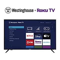 Westinghouse Full High Definition Smart TV's offers an unequaled entertainment experience that fits your lifestyle. Watch exactly what you want, how you want when you want it. With built-in Wi-Fi connectivity, access to your entertainment is ...