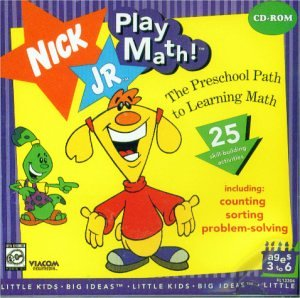 Amazon.com: Nick Jr. Play Math! (Win)