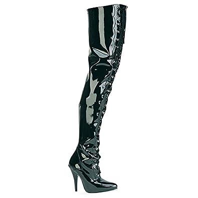 731a283ac94992 Pleaser Seduce-3026 - sexy high heels overknee boots