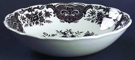 Flowers Coupe Cereal Bowl - 6