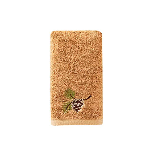 (Saturday Knight  Pinehaven Tip Towel, Wheat)