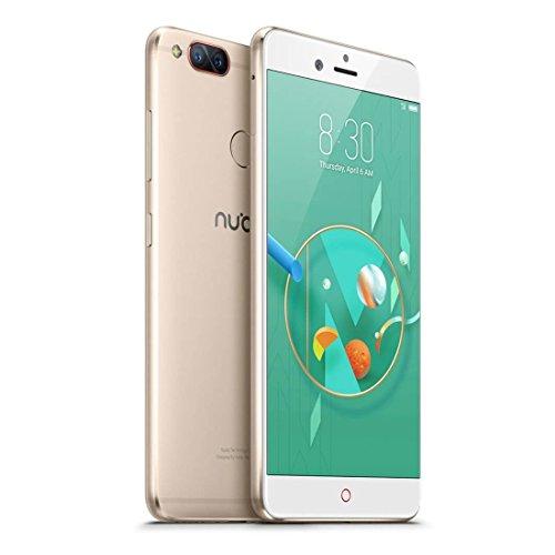 Nubia Z17 Mini 5.2 inch 4GB+64GB Storage Gorilla Glass FHD Screen 2.5D Nubia UI 4.0 (Android 6.0) 4G LTE Smartphone (Gold)
